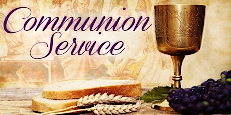 Holy Communion at St John's - Sunday 8th August tickets