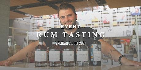 Rum Tasting Crombé-releases tickets