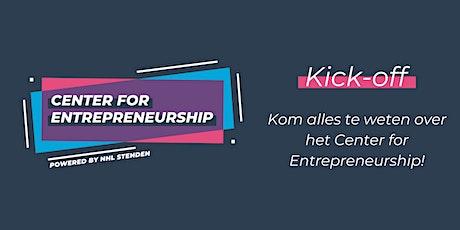 Kick-off | Center for Entrepreneurship tickets