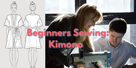 Beginners Sewing - Make Your Own Kimono Style Robe tickets