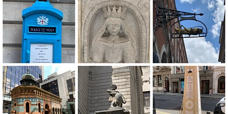 WALKING TOUR  - Quirky and Unusual Things in the City of London tickets