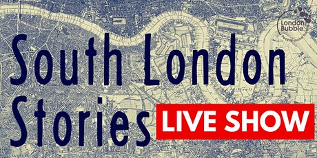 South London Stories Live Show tickets