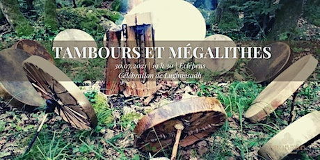 Tambours et Mégalithes tickets