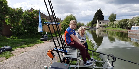 Free Let's Fish! - Wellingborough - Learn to Fish sessions - WDNAC tickets