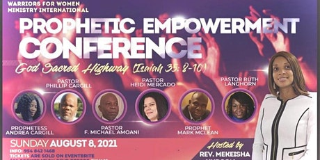 Prophetic Empowerment Conference tickets