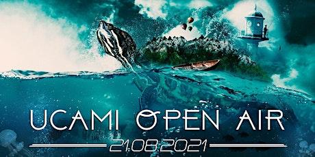 UCAMI Open Air - The Rebirth ૐ Tickets