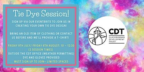 Tie Dye Session tickets
