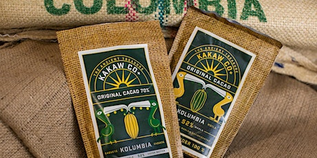 Cocoa Tasting with Kakaw Co+ tickets