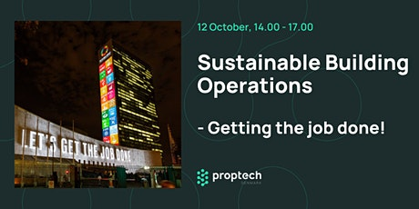 Sustainable Building Operations - Getting the Job Done! tickets