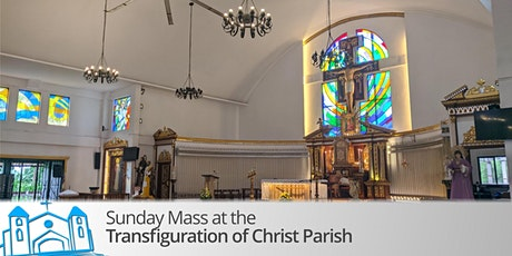 Sunday Mass at Transfiguration of Christ Parish tickets