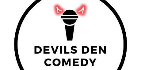 Devils Den Comedy Club of Newark NJ tickets