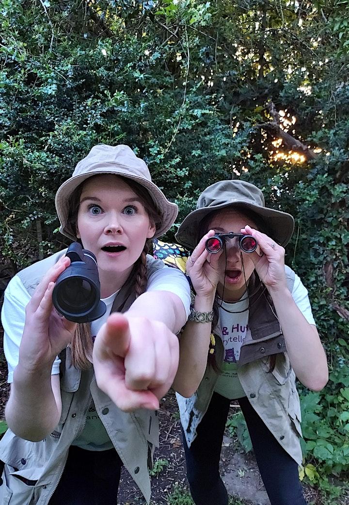 A Wild Woodland Adventure! image