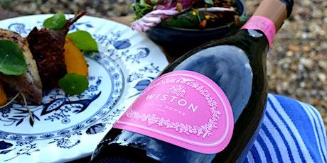 Wiston Estate Wine and Dine tickets