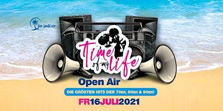 Time of my Life - Open Air // Die größten Hits der 70er, 80er und 90er Tickets