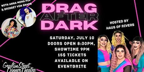 Drag After Dark tickets