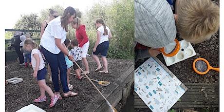 Wild & Free Summer Activity - 'What lies beneath' (pond-dipping) tickets