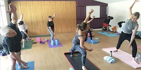 Free Beginners' Yoga Class tickets