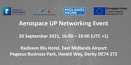 Aerospace UP Networking Event tickets