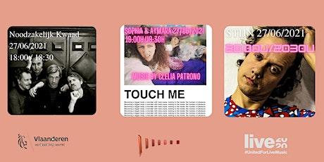 Noodzakelijk Kwaad / Aymara & Sophia / STIJN tickets