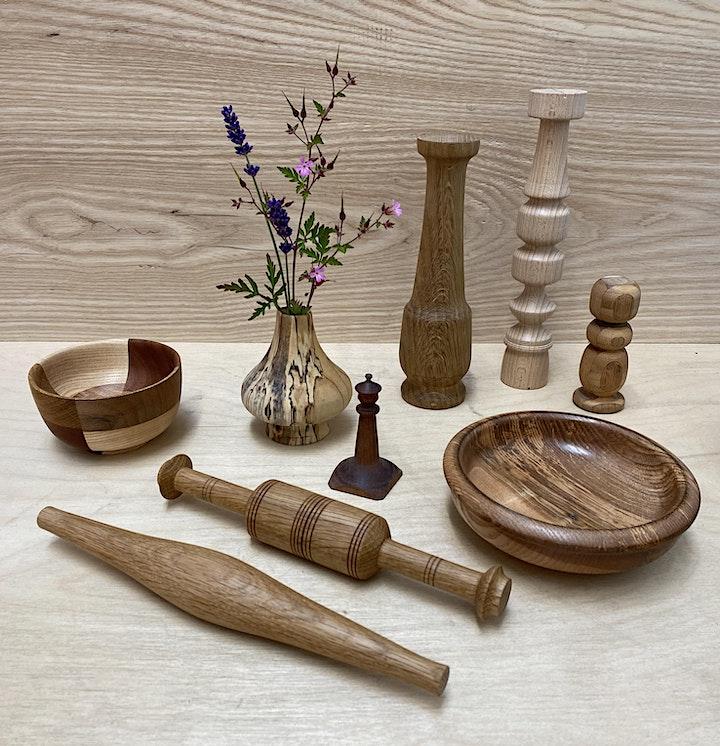 Woodturning Weekend image