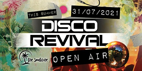 Disco Revival - Open Air Tickets