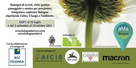 aMa Bologna: LUNGORENO, una passeggiata sul fiume biglietti