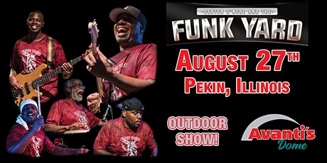 Dexter O'Neal and the Funkyard tickets