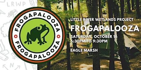 Frog-a-palooza 2021 tickets