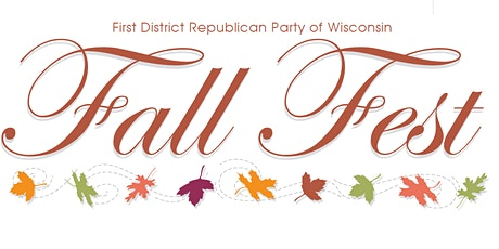 1st District GOP Fall Fest 2021 tickets