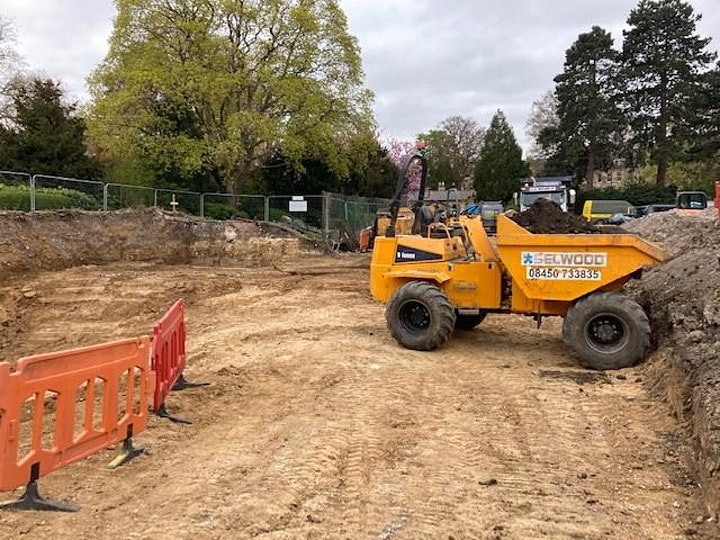 Tour of Sydney Gardens Park Restoration Project for local residents image