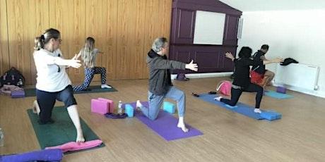 Free Taster Yoga Class tickets