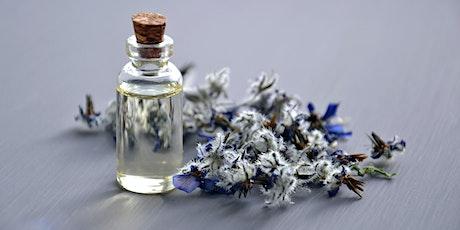 Workshop Parfum van Planten tickets