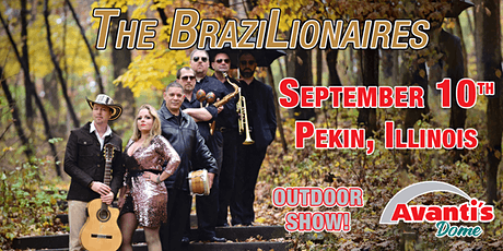 The BraziLionaires tickets
