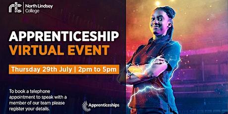 Apprenticeship Information Event | July tickets