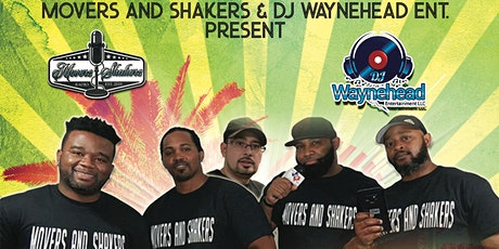 Movers and Shakers/DJ Waynehead Ent. Summer Block Party tickets