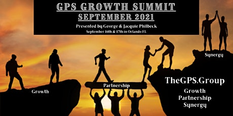 GPS Summit  - September 2021 tickets