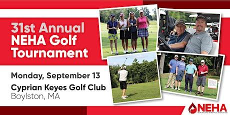 31st Annual NEHA Golf Tournament tickets