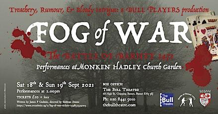 Fog of War tickets