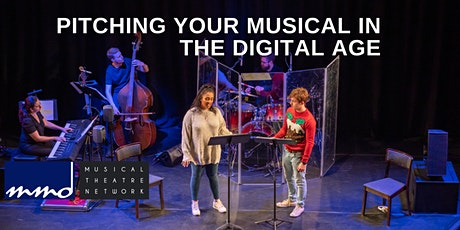 Pitching Your Musical in the Digital Age - Part 2: Marketing & Distribution tickets