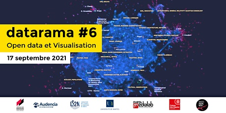Datarama #6 : Open data et Visualisation billets