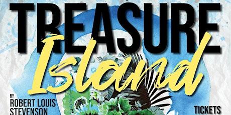 Half Cut Theatre's Treasure Island @ The Orchard Ground, Cublington tickets