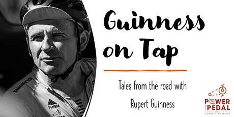 Guinness on Tap: Tales from the road tickets