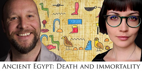Ancient Egypt: Death and immortality tickets