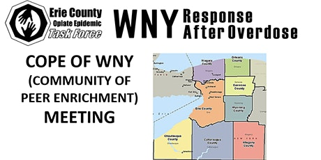 Coalition of Peer Enrichment (COPE) of WNY Meeting tickets