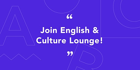 Free English Speaking Lesson tickets