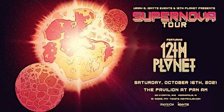 12th Planet -  Supernova Tour tickets