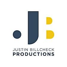 Justin B Productions & Devils Backbone Brewing Company logo
