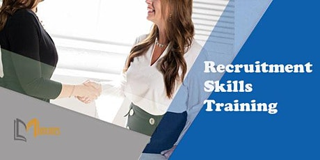 Recruitment Skills 1 Day Virtual Live Training in York tickets