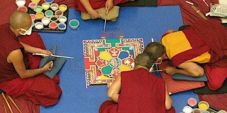 Kevin Shanley Tibetan Art Lecture:  The Mandala Principle tickets