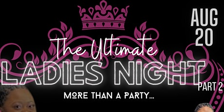 The Ultimate Ladies Night tickets